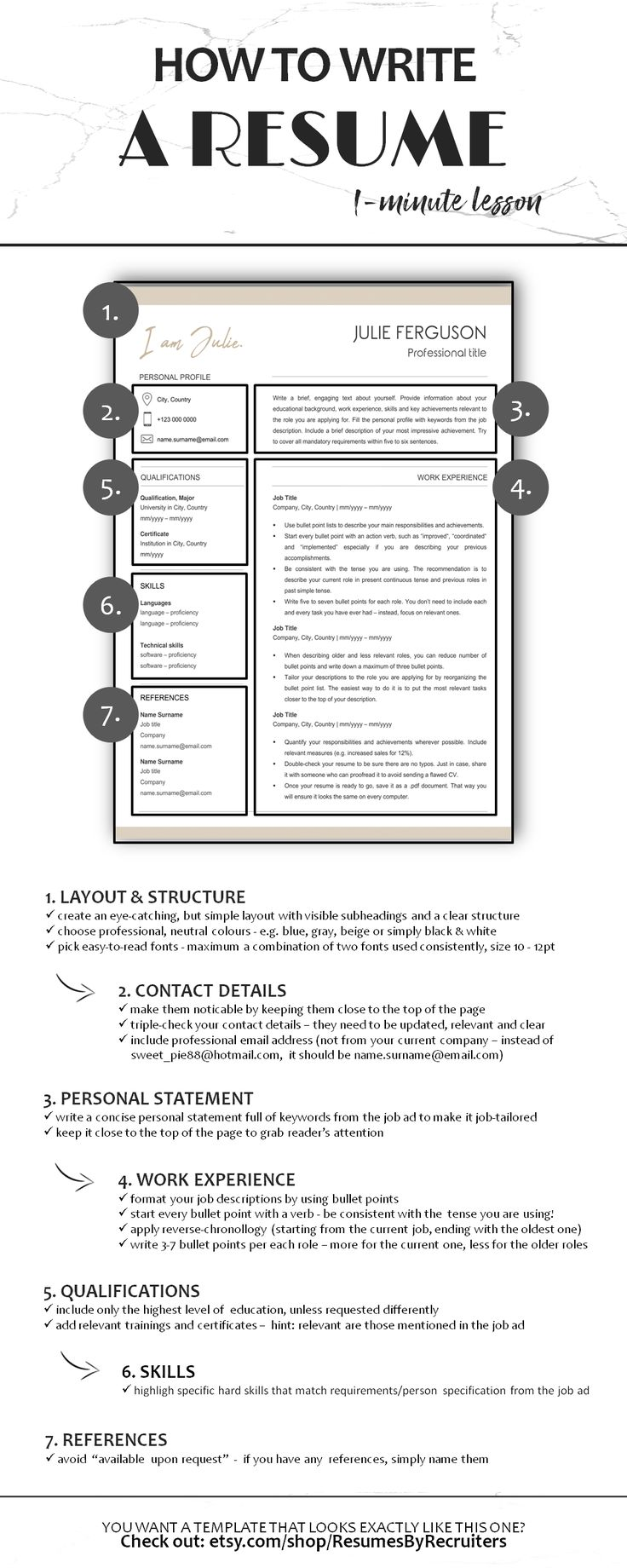 creative resume template word    instant download    social