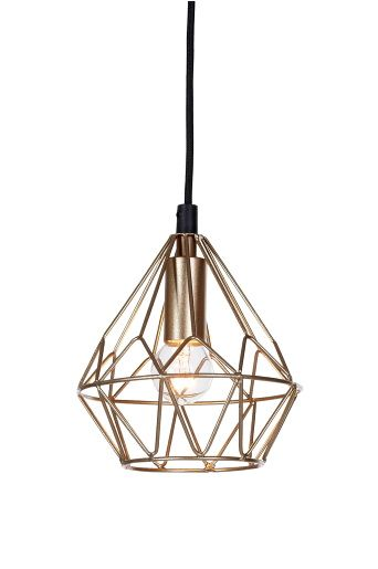 Ellos Home Fönsterlampa Diamant. köp 10 st och skapa klusterlampa i taket.