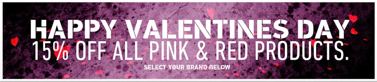 15% Off All Pink and Red Sinful and Affliction products at Affliction Clothing  #coupon #offers #clothing