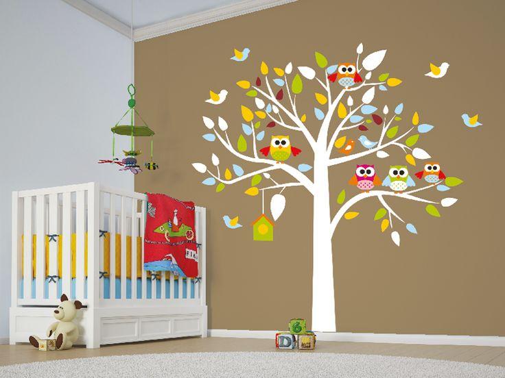 Baby interior design decorazioni pareti per camerette for Decorazioni pareti camere ragazzi