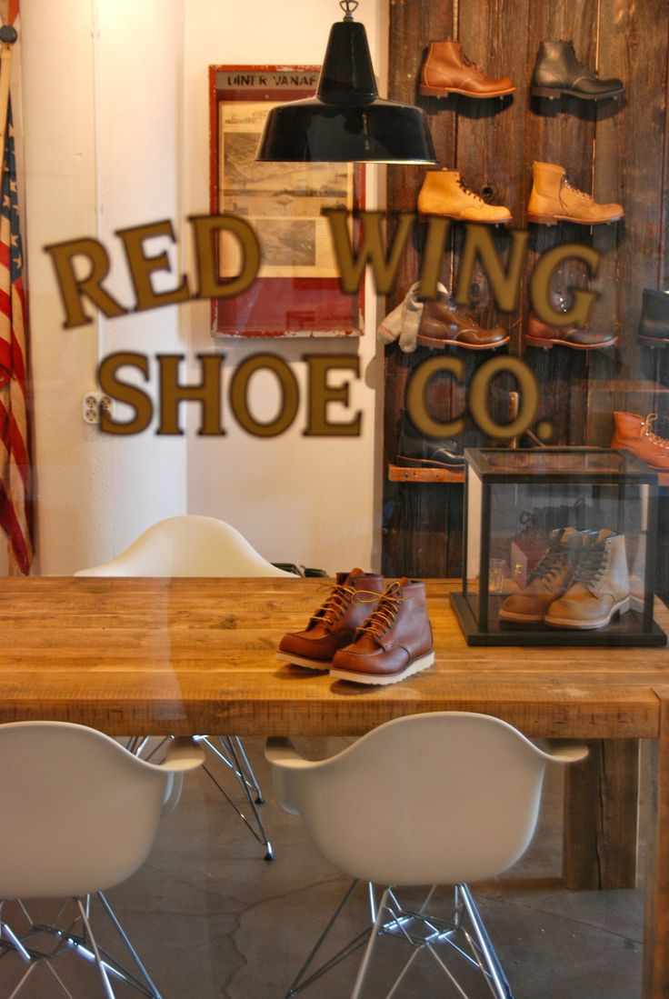 Red Wing Shoe Co.