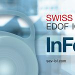 InFo 124M - Lentille intraoculaire à profondeur de champ étendue Swiss Made pour l'opération de la cataracte