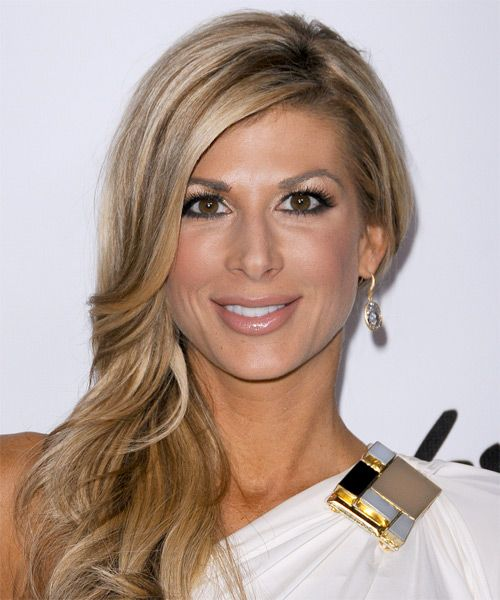 alexis bellino hair color - Google Search