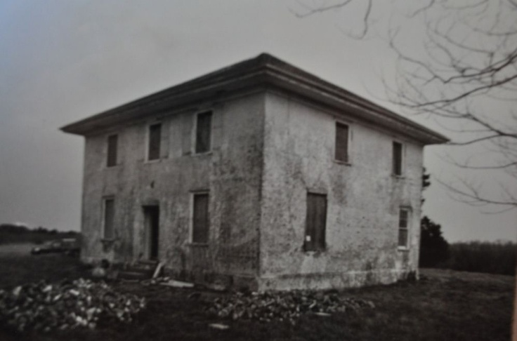 """Rackliffe House. Haunted homes on Maryland's Eastern Shore. """"House guests often fled the property, sometimes in the middle of the day, spooked from loud and unexplainable noises—in one case a cousin who was a golf pro, heard a noise so loud it sounded like a piano crashing through the floors."""""""