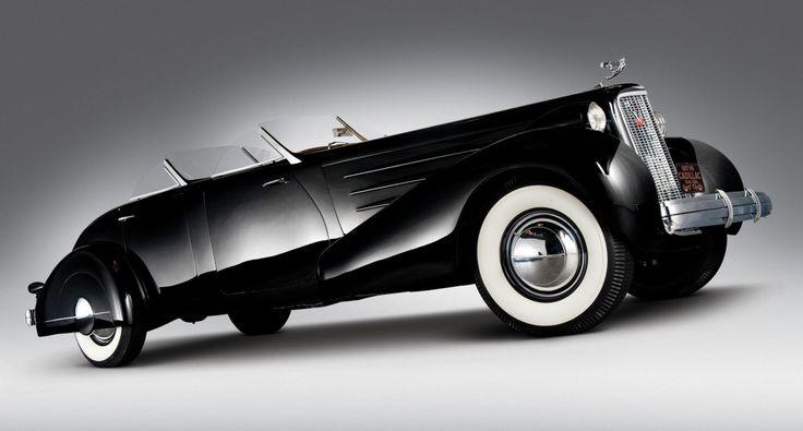 ❦ 1937 Cadillac V-16