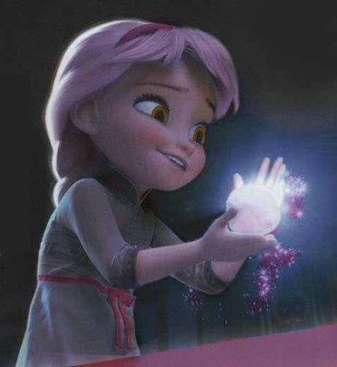Little Elsa :)