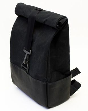 I generally think backpacks make people look like sad turtles, but this one is pretty cool.