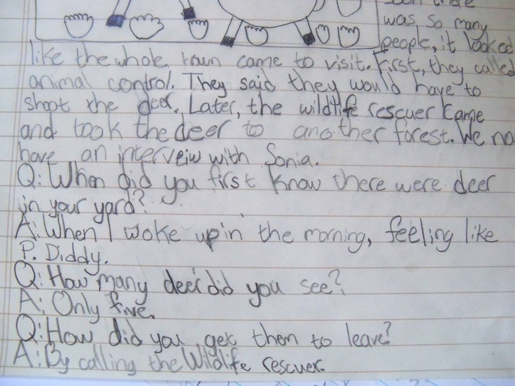 Oh no...a student is channeling Ke$ha in her writing...fail.