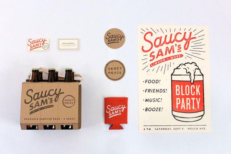 saucy sam's / alex register