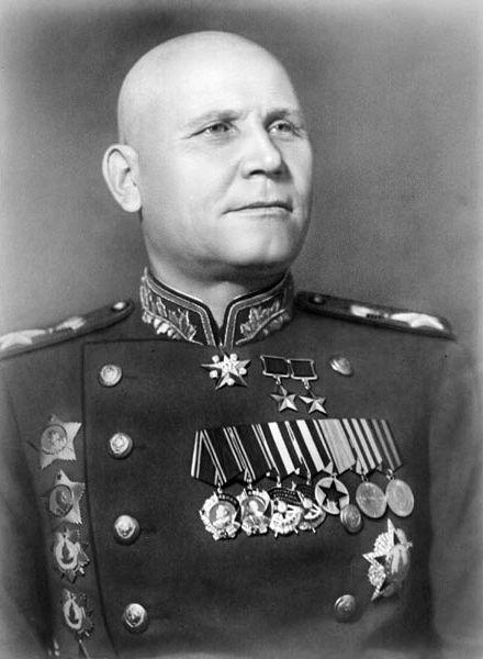 Ivan Stepanovich Konev