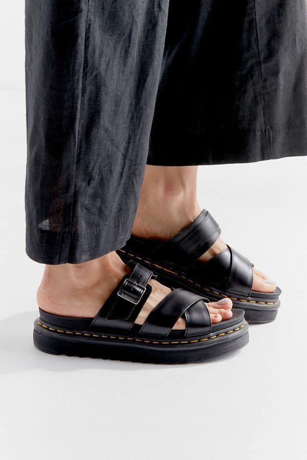 e8497f48144e2 Dr. Martens Ryker Slide Sandal in 2019 | Shoes Shoes Shoes | Slide sandals,  Sandals, Shoe boots