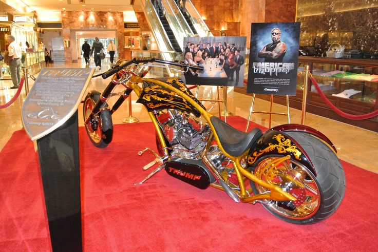 La Harley de Donald Trump | Products I Love | Pinterest