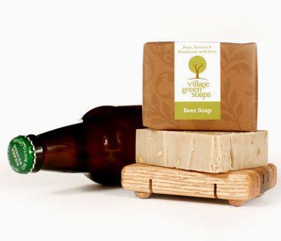 Beer soap. <3
