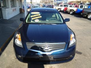 2007 Nissan ALTIMA *BLACK* *Warranty* *BUY HERE PAY HERE*