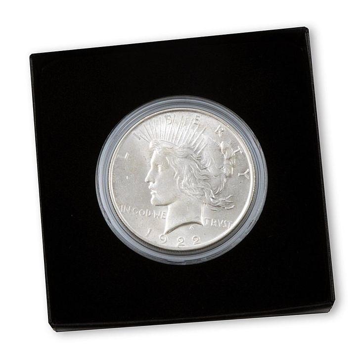 Coin Collector 1922 Uncirculated Silver Peace Dollar