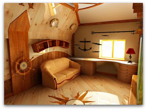 44 best Nautical Bedroom Decor images on Pinterest Nautical - nautical bedroom ideas