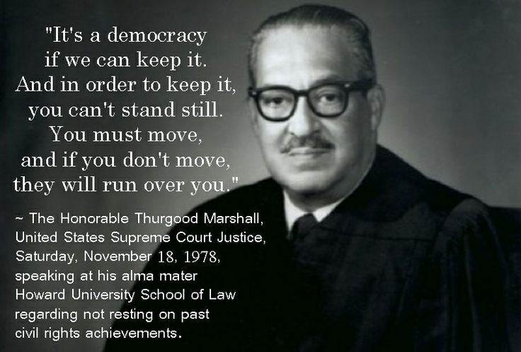 Family Marshall Thurgood Supreme Court | Black History Heroes: U.S. Supreme Court Justice Thurgood Marshall