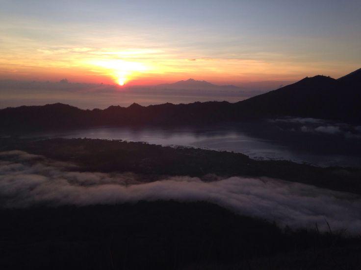 Gunung Batur. Bali - Indonesia