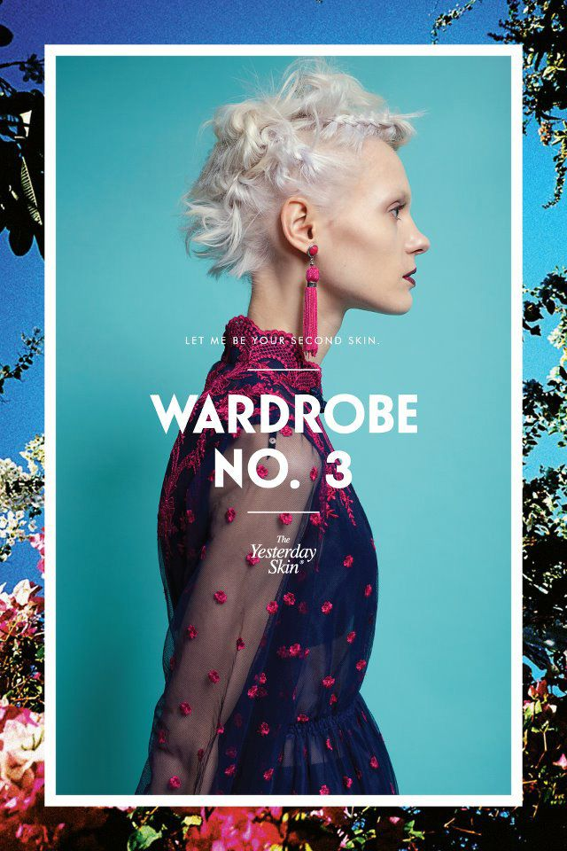 2012 Ad Campaign: The Yesterdayskin Wardrobe no. 3