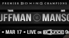 Travis Kauffman vs. Amir Mansour Final Press Conference Quotes & Photos