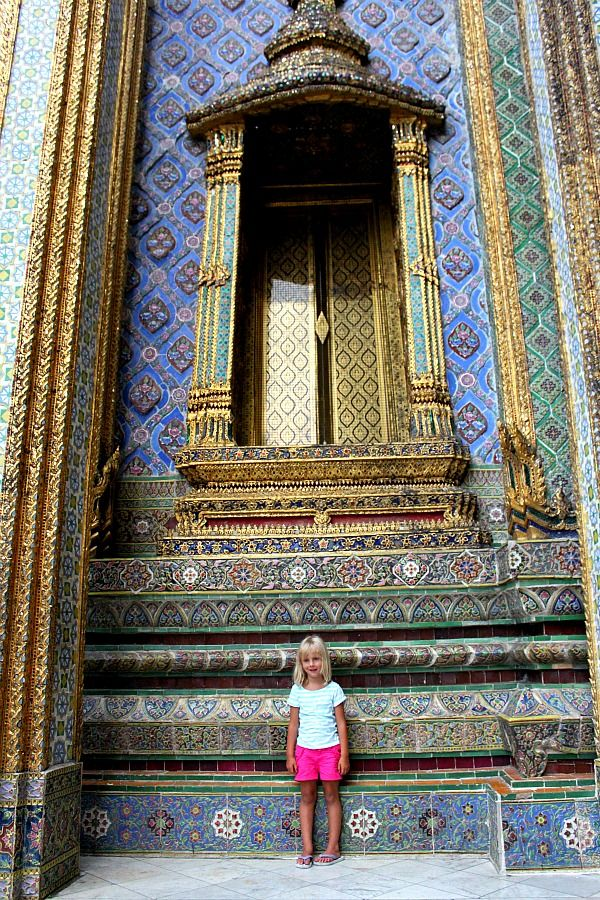 The Grand Palace, Bangkok - more photos and tips for the Grand Palace on our blog: http://www.ytravelblog.com/grand-palace-bangkok/
