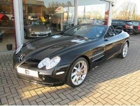 Mercedes SLR, 2008 (67), Automatic Petrol, 225,000 miles in Harrogate - I can dream...