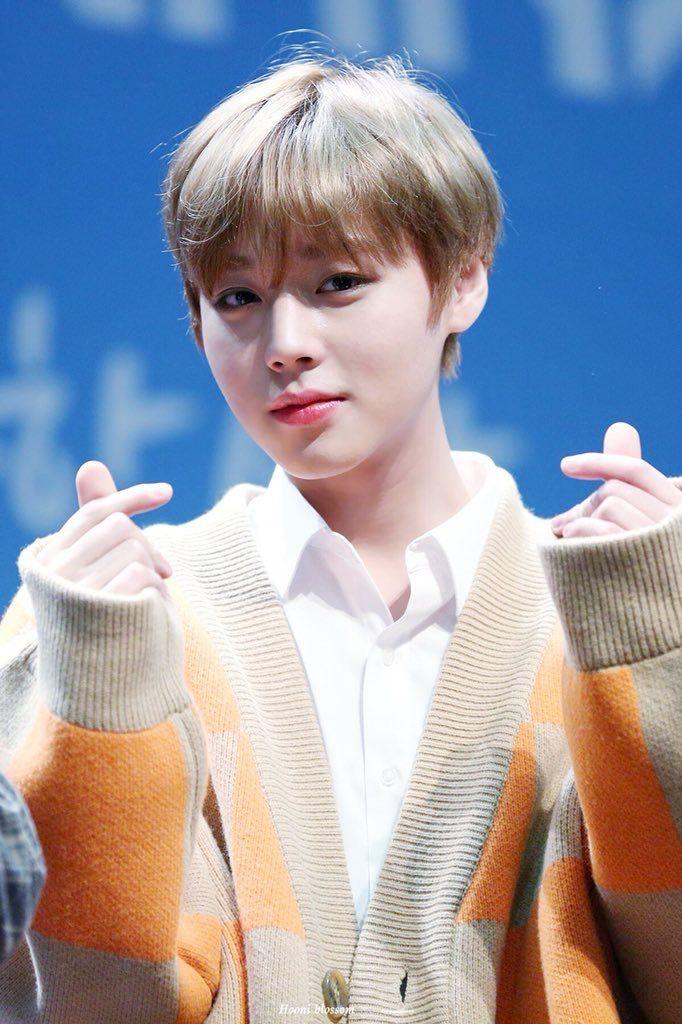 Jihoon   #น้องจี้ #wannaone