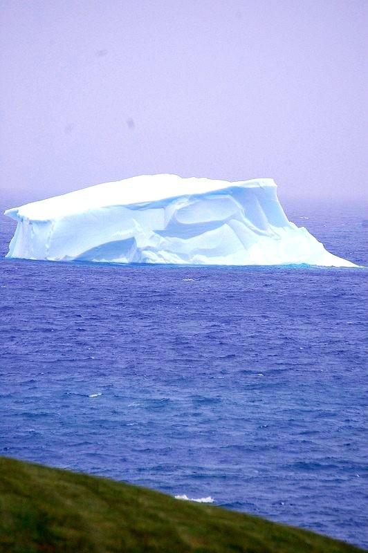 iceberg!