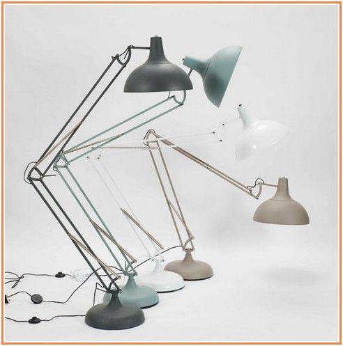 Extraordinarily Floor Magnifier Lamp