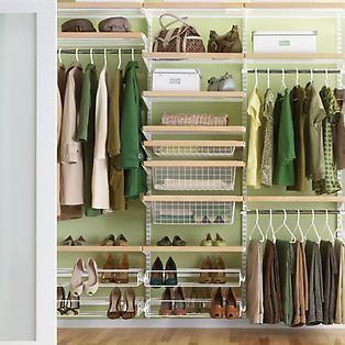 31 best Closets images on Pinterest | Reach in closet, Closet ...