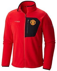 As the official outdoor apparel partner for Manchester United, we are proud to present our Manchester United jacket line – a special Club branded edition including waterproof, breathable rain coats as well as ultra-warm fleeces and down jackets for men, women and kids.  This collection features our most advanced fabrics and technologies to keep you protected on any outdoor activity, and on those cold and wet days at Old Trafford.