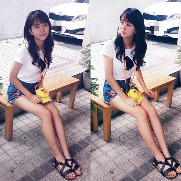 kim so hyun school 2015 fashion - Tìm với Google