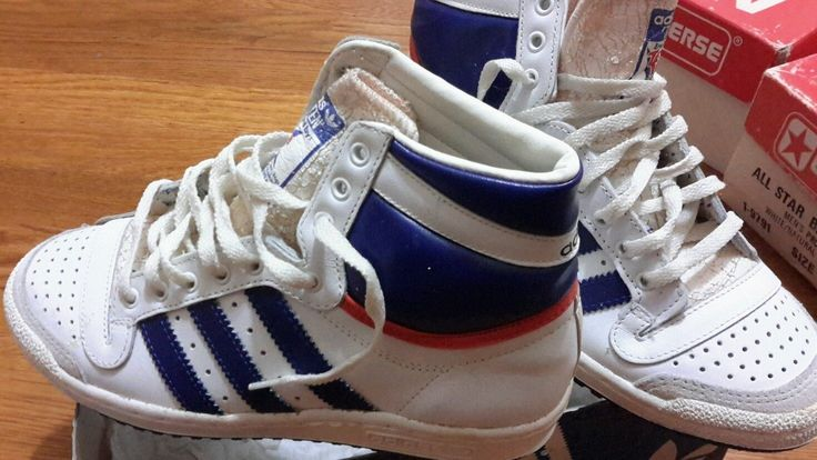 80s adidas high tops