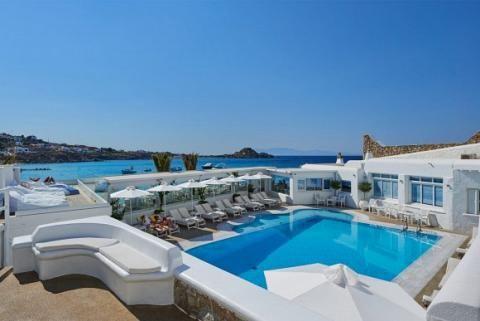 Photo Gallery - Petinos Beach Hotel Mykonos