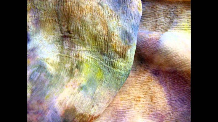 Eco dyeing  - my inspiration -  - Ewa Latała