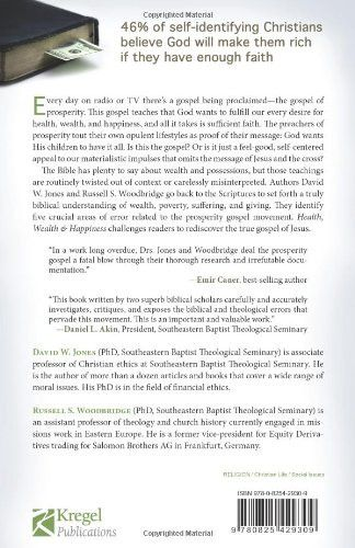 Health, Wealth & Happiness: Has the Prosperity Gospel Overshadowed the Gospel of Christ?