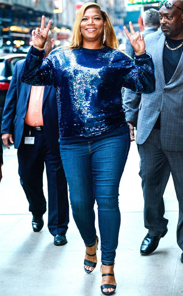 Queen Latifah: The Big Picture: Today's Hot Photos