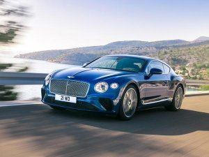 All-New Bentley Continental GT Revealed With New Tech And Power