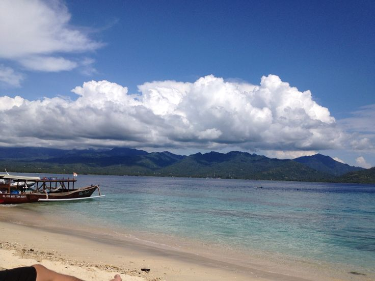 Once upon a time in Gili Air