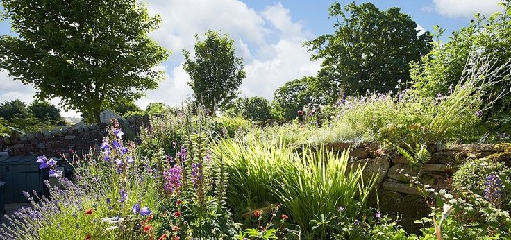 Image result for luxury cottages lake district garden