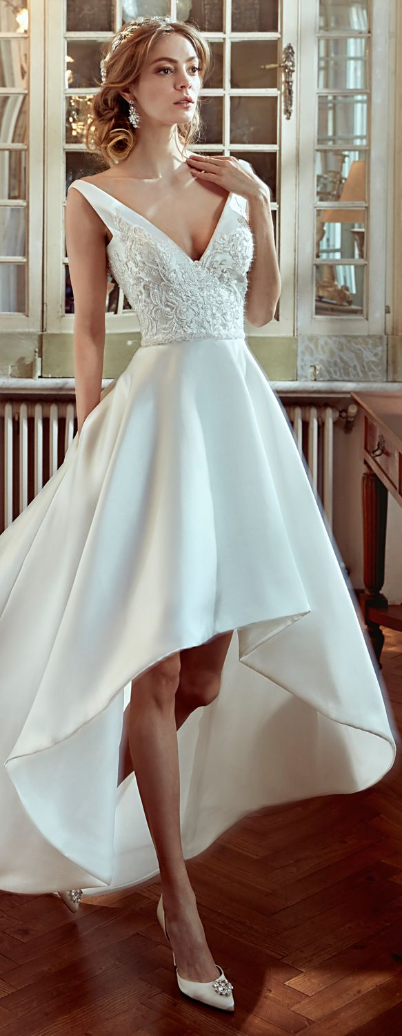 61 best Nicole 2017 Collection images on Pinterest | Wedding frocks ...