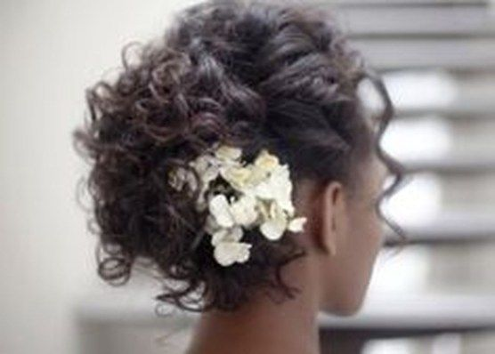 Stunning african american wedding hairstyles ideas 04