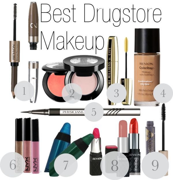 The Absolute Best Drugstore Makeup http://christinelovesu.wordpress.com/2012/10/28/the-absolute-best-drugstore-makeup