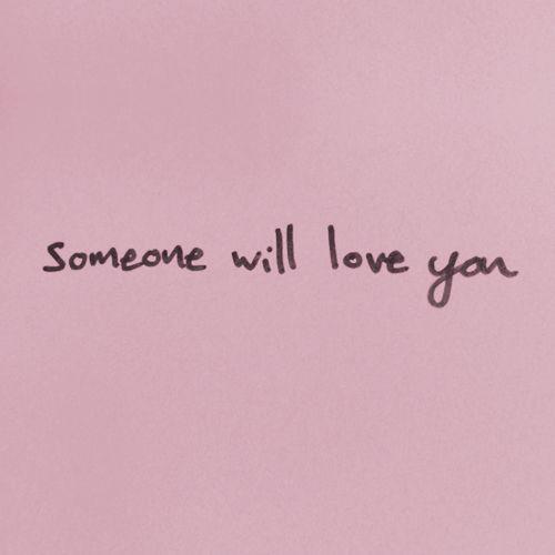 by revenciel | pink aesthetic love writing words handwriting marker pastel halsey lyrics | Pink ...
