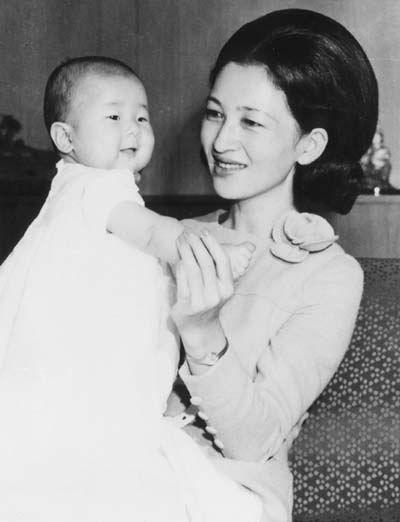 Empress Michiko of Japan