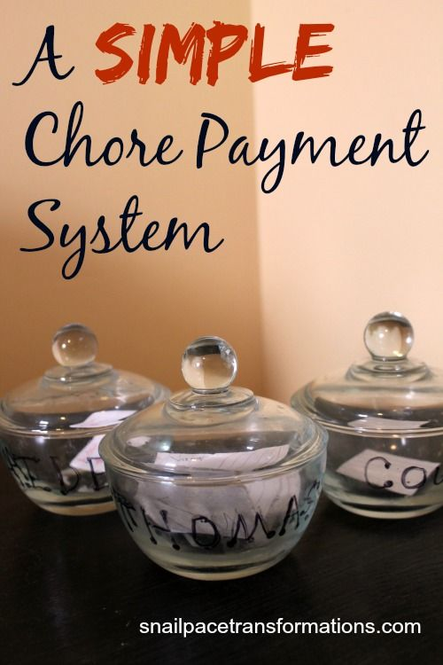 Looking for a simple chore payment system for children? Here is one that has worked well for ours and takes just minutes to set up.