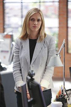 """NSA Analyst Ellie Bishop (NCIS Season 13 premiere, """"Stop the Bleeding"""")"""