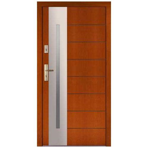 Drzwi zewnętrzne drewniane płytowe CAL Longinus kolekcja Rycerska  #vox #wystrój #wnętrze #drzwi  #inspiracje #projektowanie #projekt #remont #pomysły #pomysł #interior #interiordesign #moderndoors #homedecoration #doors  #door #drewna #wood #drewniana  #drzwizewnętrzne