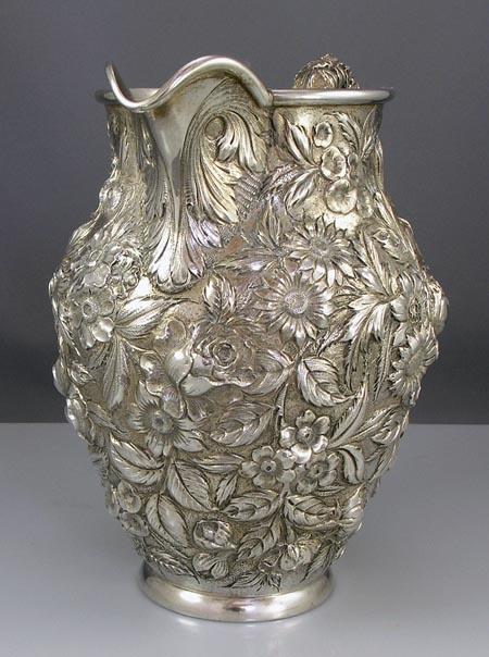 (Britannia Fine Antique Silver). - ч.9..