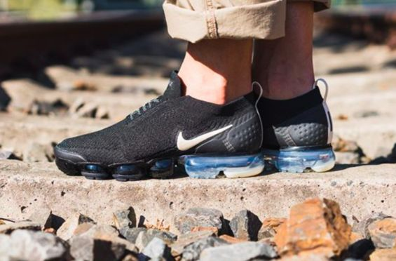 6959b58ecf9 Nike WMNS Air VaporMax Moc 2 Black Light Cream Debuting This Week ...